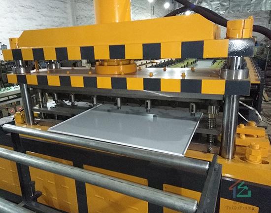 装饰面板生产线